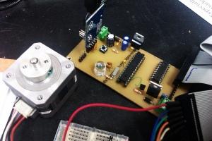 First Circuitboard Testing